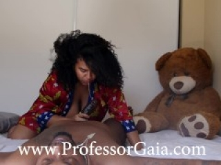 An Afternoon with the girl of your dreams - Professor Gaia Monroe